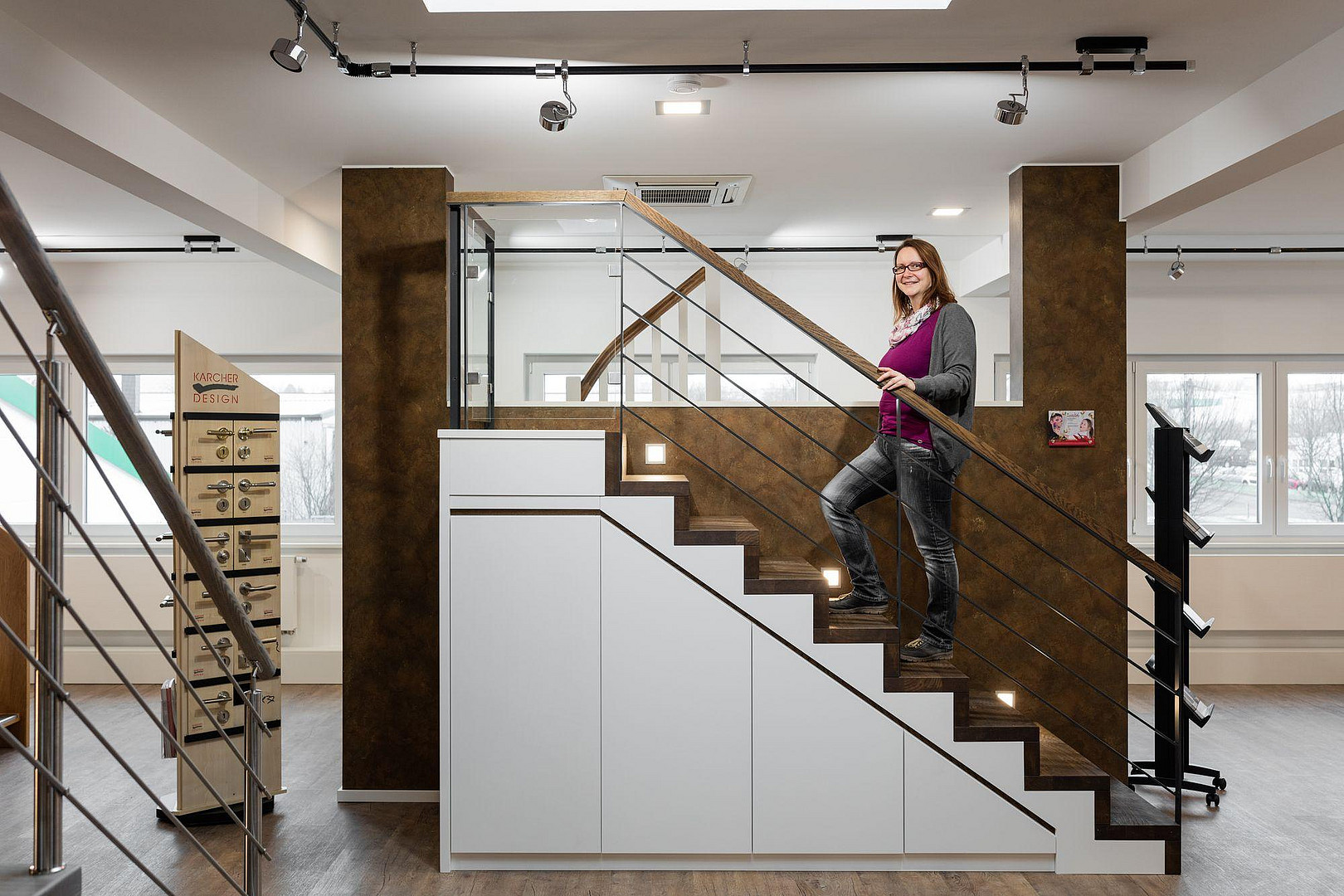 Treppenschränke – BÄTHE Treppen GmbH