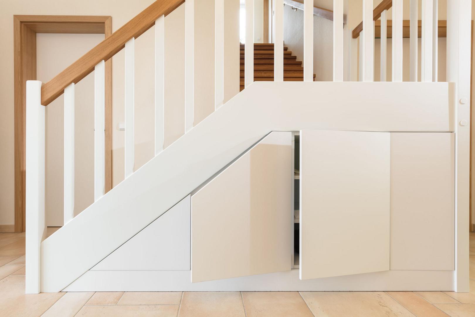 Treppenschrank Schrank Unter Der Treppe Bathe Treppen
